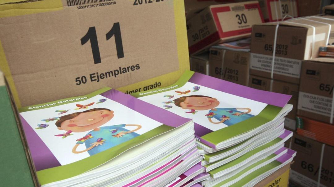 ¿Dónde conseguir de manera fácil y gratis los libros de texto de la SEP?