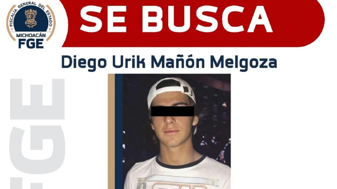 Detienen en Michoacán a presunto feminicida de Jessica