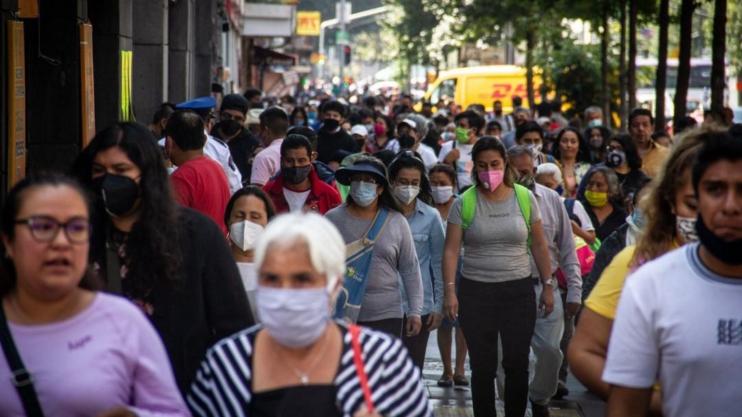 Hay riesgo de regresar a semáforo rojo en la CDMX: Oliva López