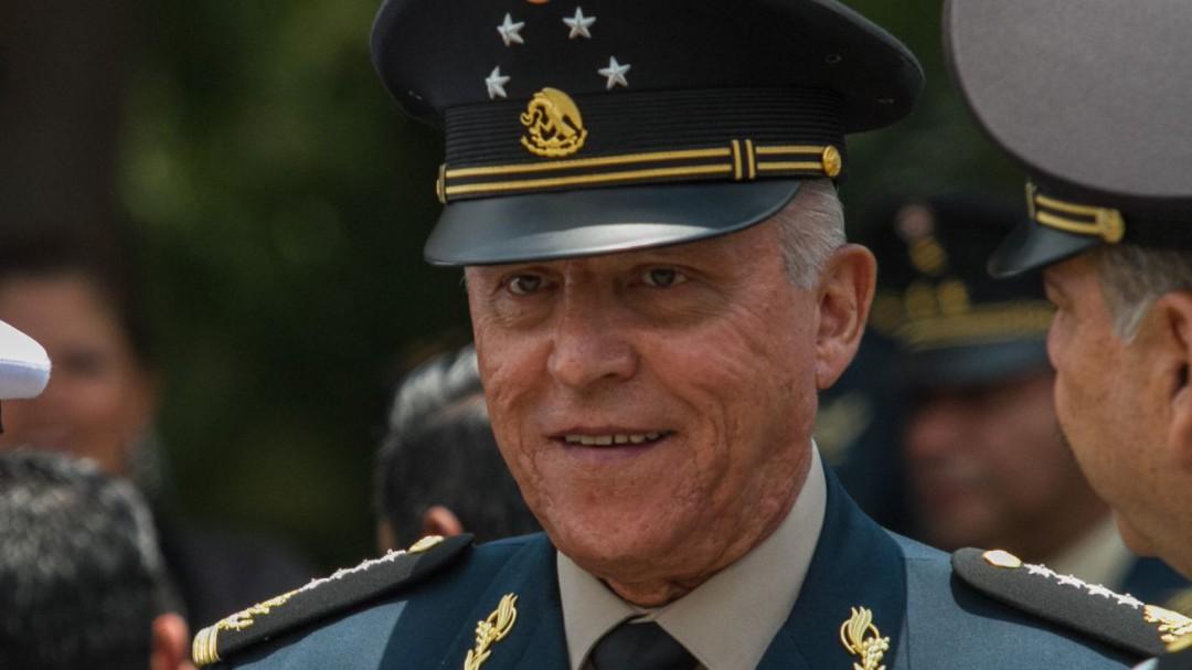 Diputado del PRI sale en defensa del general Cienfuegos