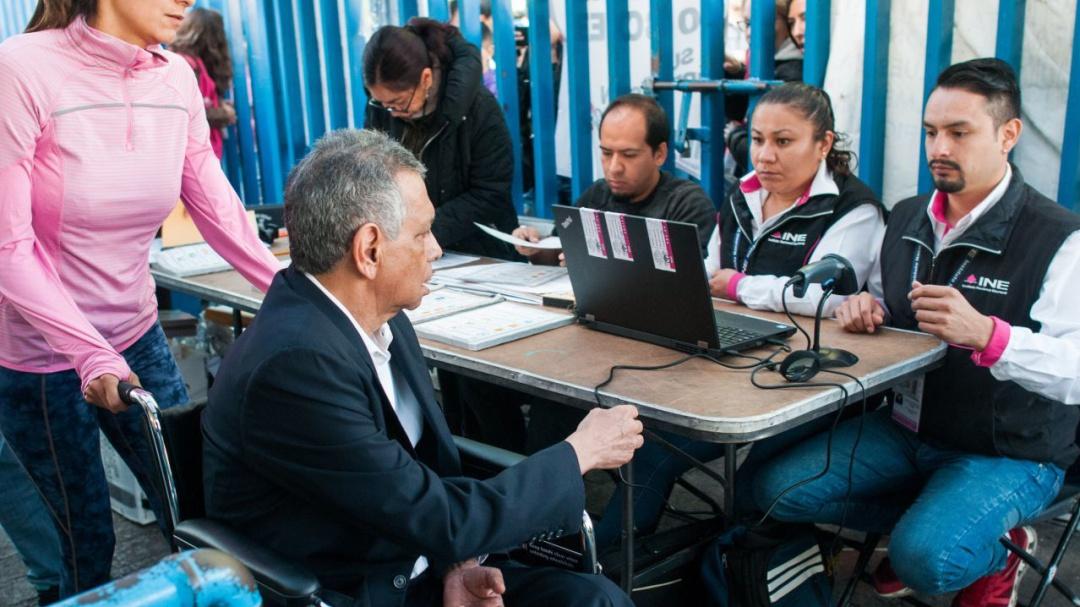 ¿Sin trabajo? El INE está buscando personal para las elecciones de 2021