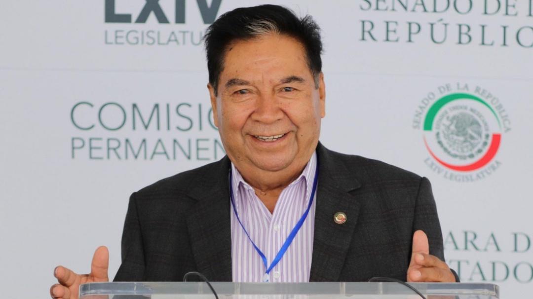Muere por Covid-19 el senador Joel Molina Ramírez