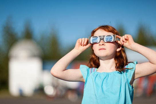 El eclipse solar total que se puede apreciar plenamente en Argentina y Chile