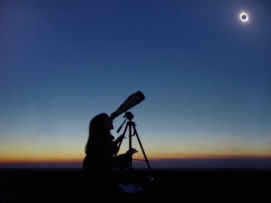 El 14 de diciembre a las 10:30 a.m. ET, la NASA ofrecerá un programa sobre el eclipse sudamericano con expertos