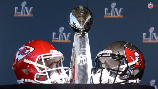 Super Bowl LV: ¿Dónde ver el partido entre Bucaneros y Jefes?, cuatro cadenas pasará el juego en México