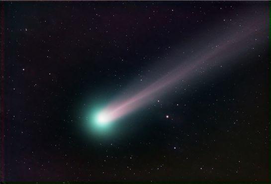 El cometa Leonardo C2021 A1 (Leonard) o cometa Leonard es un cometa con una trayectoria hiperbólica fue el primero publicado en el 2021