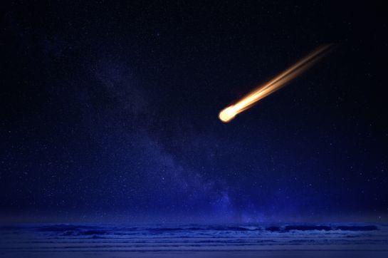 El cometa Leonard fue descubierto por el astrónomo Gregory J. Leonard