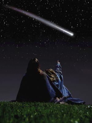 Te decimos cuándo podemos ver al cometa Leonardo