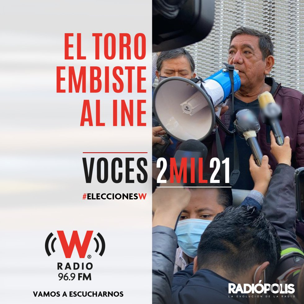 Félix Salgado Macedonio llegó a la Ciudad de México para manifestarse en contra del retiro de su candidatura a la gubernatura de Guerrero.