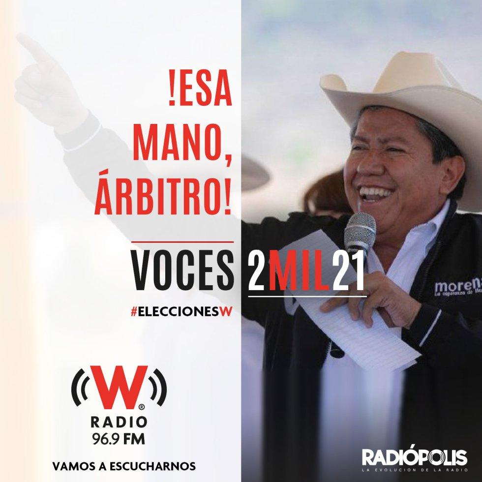 David Monreal Ávila, candidato de Morena a la gubernatura por Zacatecas, fue exhibido tocando los glúteos de una mujer durante un evento en el municipio de Juchipila.