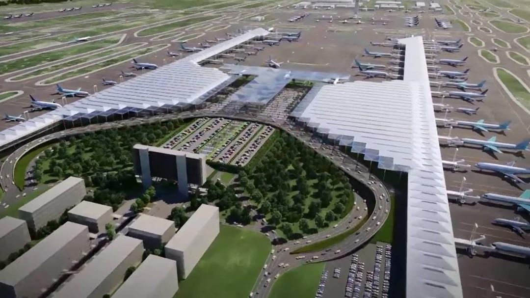 Crea el mejor logo para el aeropuerto de Santa Lucía y gana un viaje