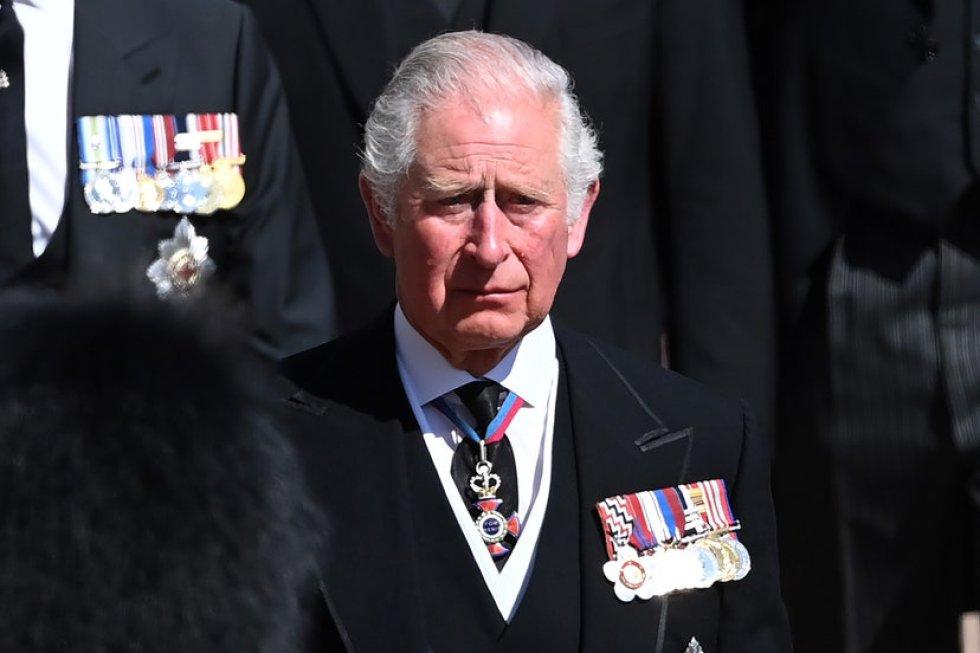 El príncipe de Gales, Carlos de Inglaterra