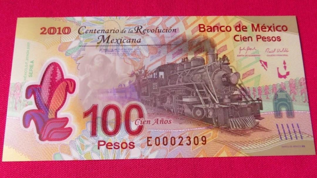 Conoce el billete de 100 pesos que aumentó su precio por error de impresión