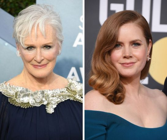 Glenn Close y Amy Adams.