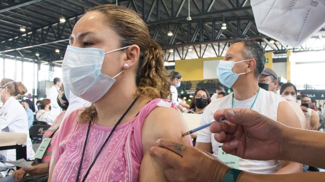 CDMX vacunará a adultos de 40 años en otras tres alcaldías