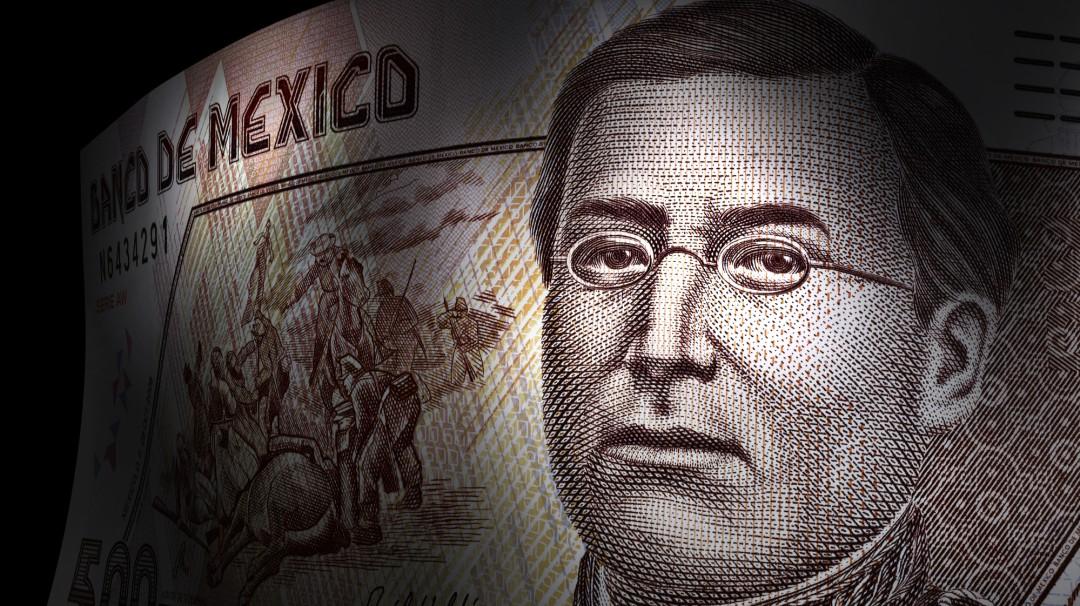 ¿Cuáles son los billetes de 500 pesos que se venden hasta en 45 mil pesos?