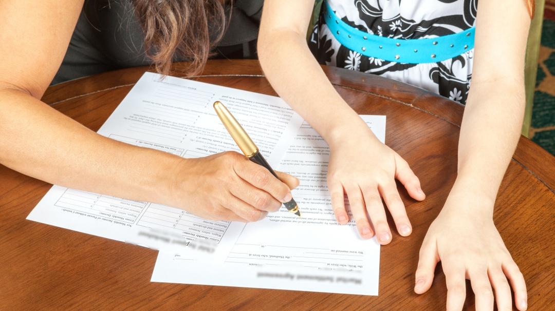 ¿Cómo puedo calcular la pensión alimenticia de mi hijo? Aquí te explicamos
