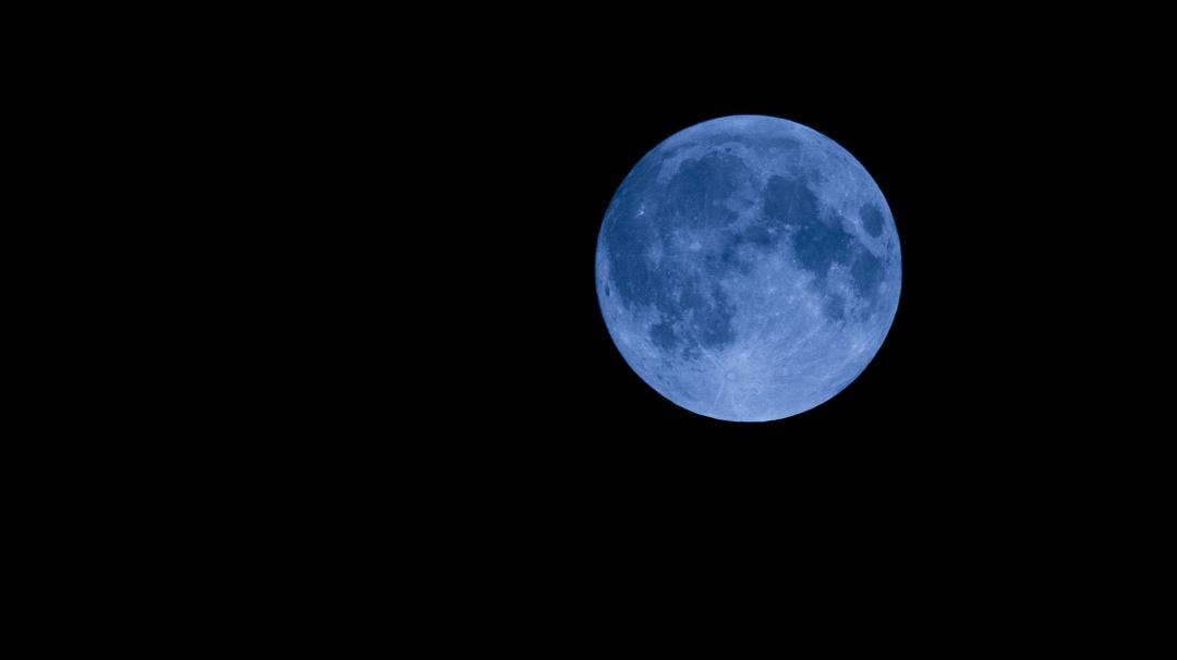 Luna Azul: Qué día y dónde se podrá ver el fenómeno astronómico en agosto