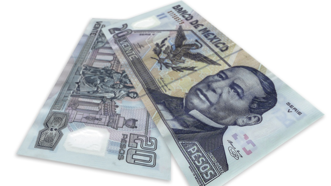Por estas características billete de 20 pesos cuesta hasta 90 mil pesos