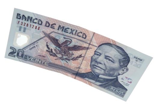Este billete se puso en circulación en el 2005